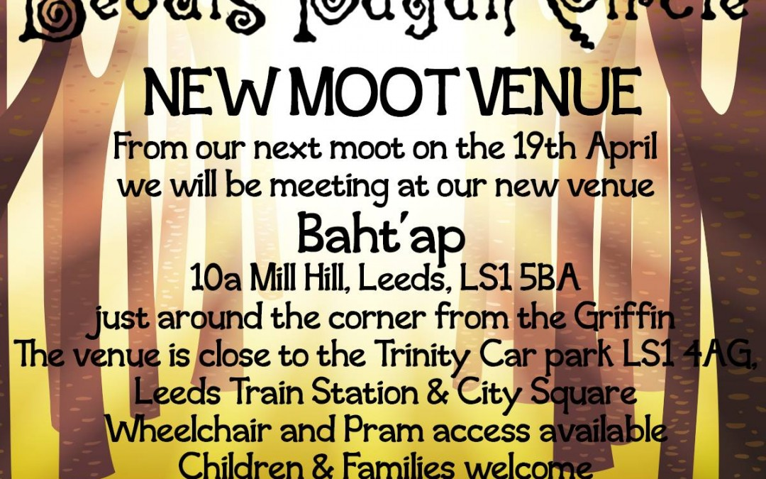 New Moot Venue